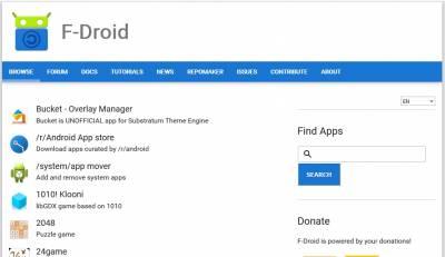 Best branchement Apps 2016